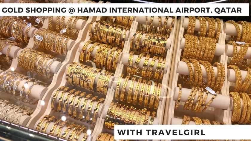 qatar gold shopping