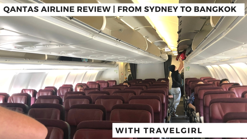 qantas review