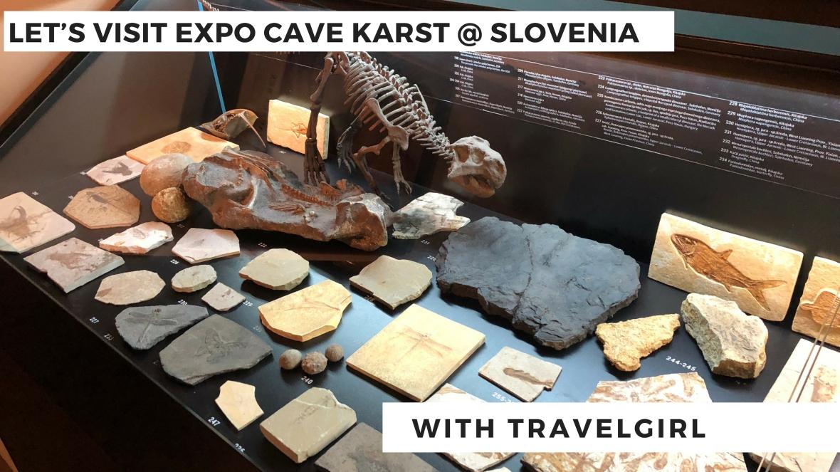 Expo Cave Karst @ Slovenia