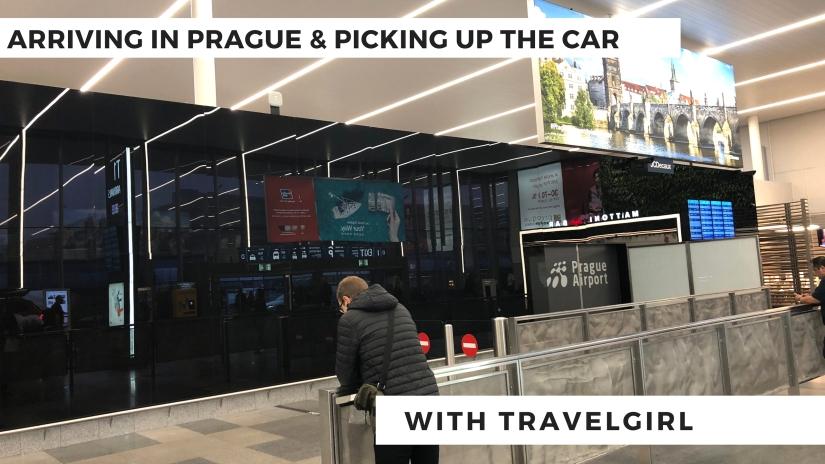 prague arrival