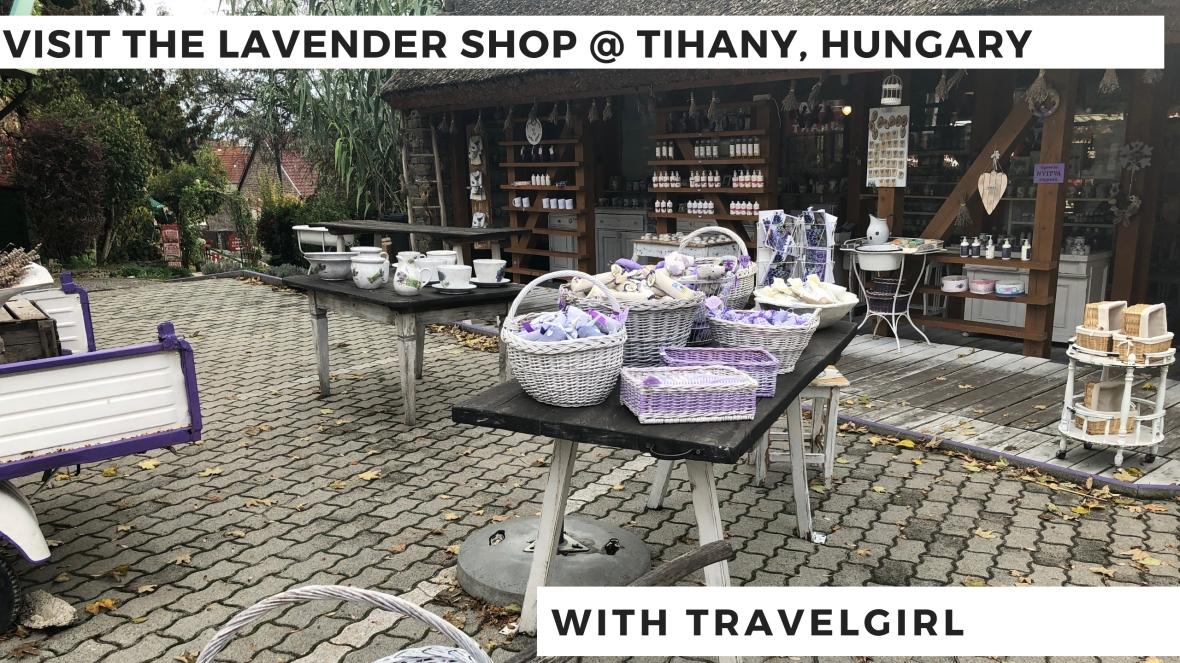 lavendar shop