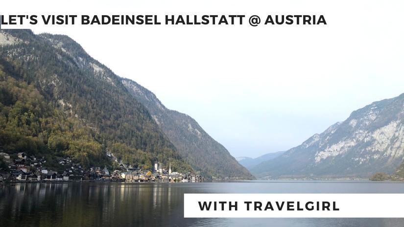 Badeinsel Hallstatt