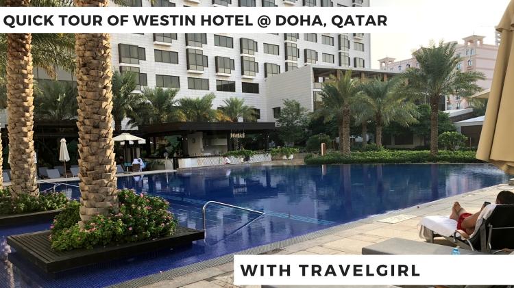the westin doha