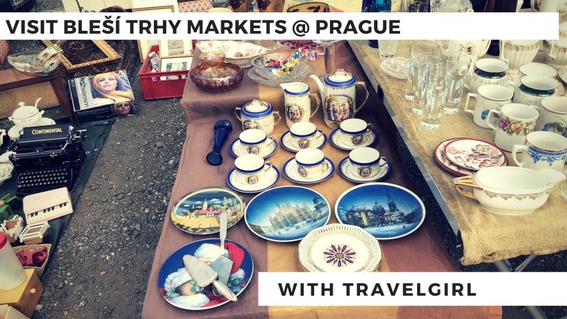 Bleší Trhy Markets @ Prague, Czech Republic
